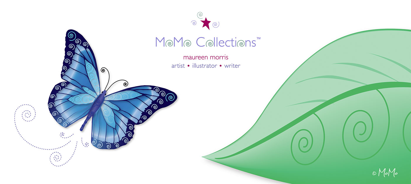 MoMo Collections Butterfly