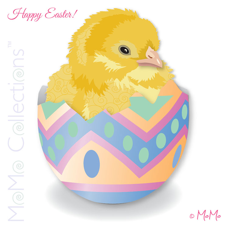 Easter Chick_WM