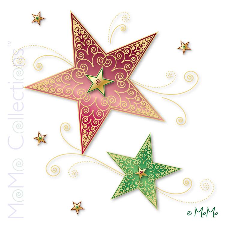Merry Stars2_WM